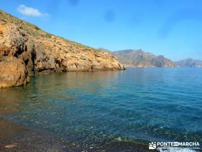Calblanque y Calnegre - Cabo Tiñoso; rutas de montaña; escapadas desde madrid;hoces del duraton se